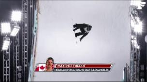 Un autre titre pour Maxence Parrot!