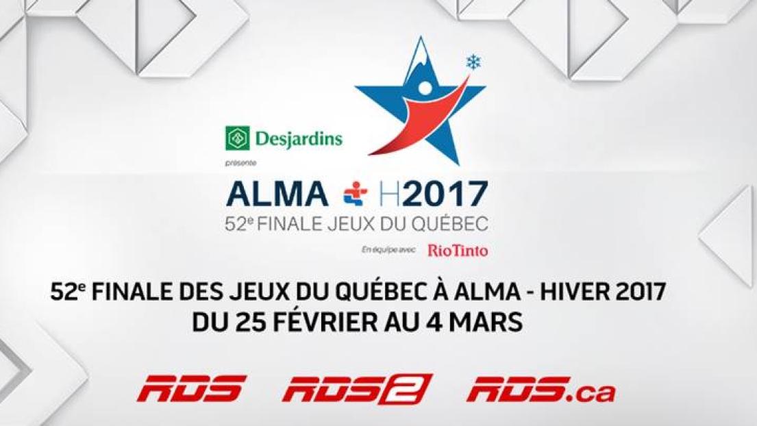 Jeux du Québec Alma 2017