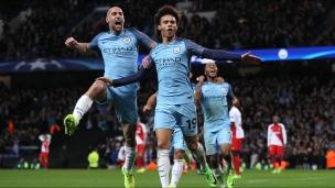 Manchester City 5 - AS Monaco 3