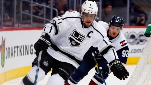 Kings 2 - Avalanche 1