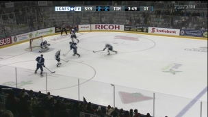 Crunch 2 - Marlies 3 (Prol.)
