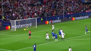 Séville FC 2 - Leicester City 1