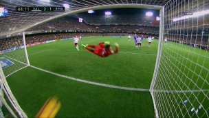 Valence 2 - Real Madrid 1