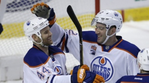Oilers 4 - Panthers 3