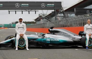 Mercedes compte maintenir sa domination