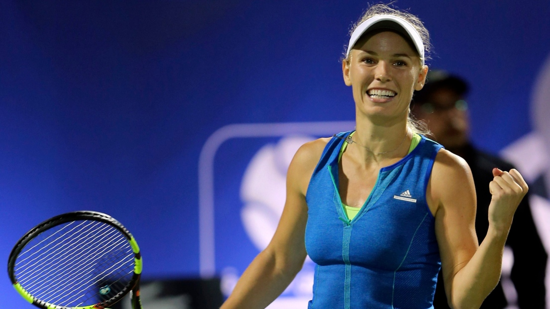 Elina Svitolina sort Angelique Kerber et rejoint Wozniacki en finale — Dubai