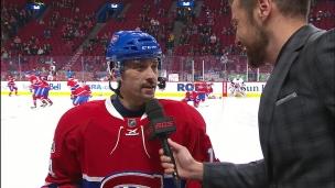 Tomas Plekanec : « Claude Julien n'a plus rien à prouver! »