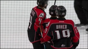 Huskies 4 - Remparts 1