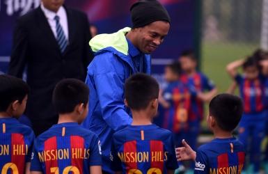 Ronaldinho à la retraite, selon son frère