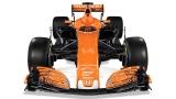 La McLaren-Honda MCL32