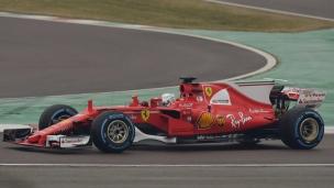 Dévoilement de la nouvelle Ferrari