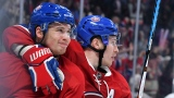 Artturi Lehkonen et Brendan Gallagher
