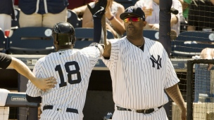 Phillies 4 - Yankees 9
