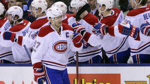 Canadiens 3 - Maple Leafs 2 (Prol.)