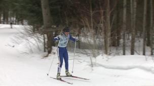 Résumé Jeux du Québec jour 1: ski de fond