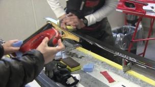 Ski de fond: leçon de fartage