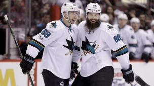 Sharks 4 - Canucks 1