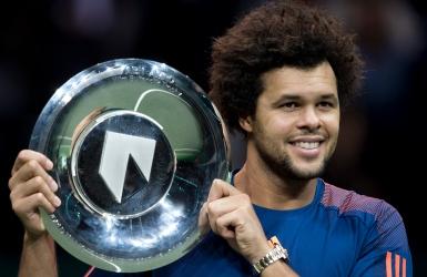 ATP : un 2e titre consécutif pour Tsonga