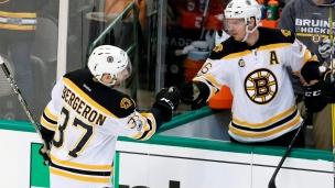 Bruins 6 - Stars 3