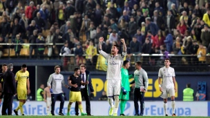 Villareal 2 - Real Madrid 3