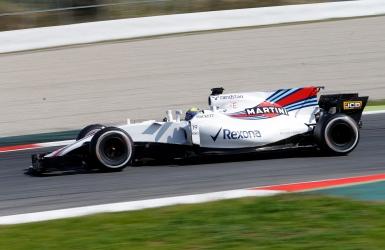 En attendant Stroll, Massa se dégourdit