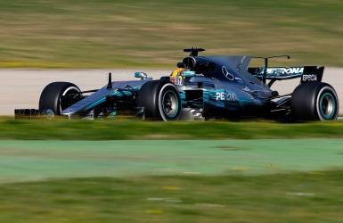 Lewis Hamilton est le plus rapide des essais