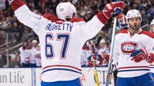 Canadiens 4 - Devils 3 (Prol.)