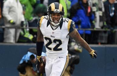 Trumaine Johnson, joueur de franchise des Rams