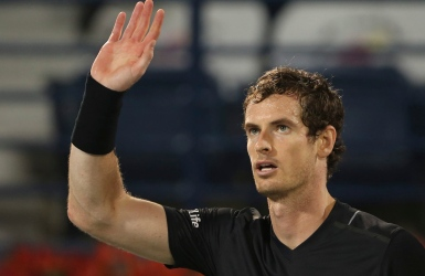 Andy Murray sauve sept balles de match