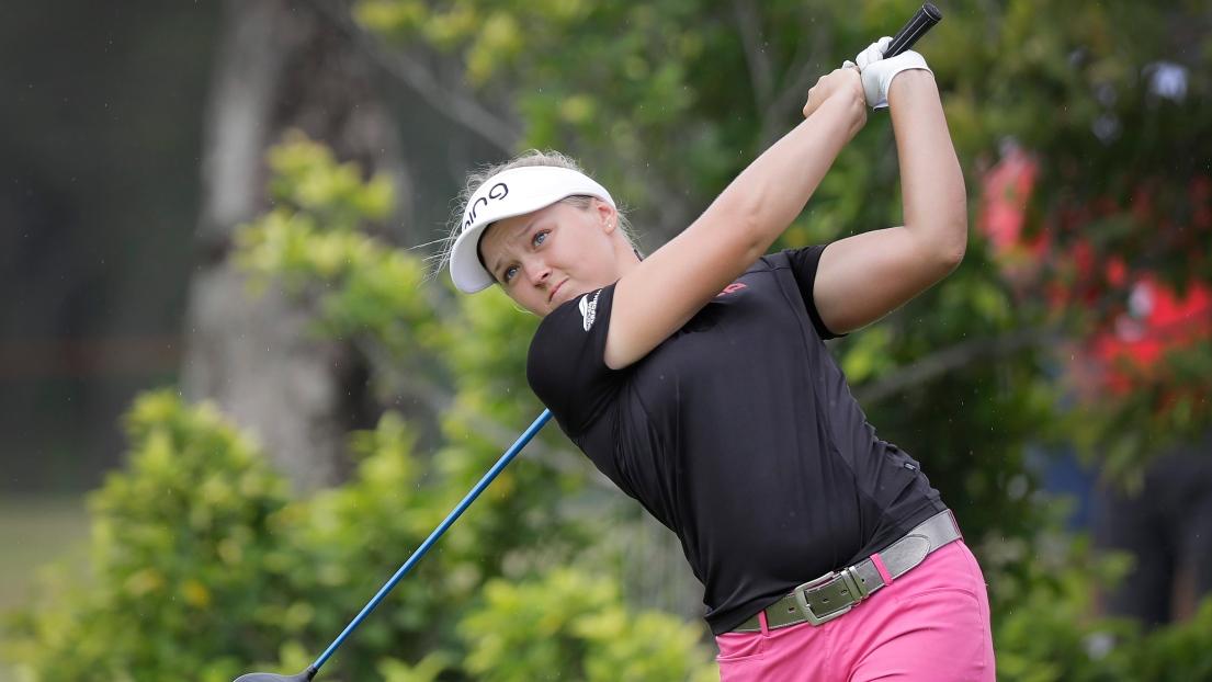 Brooke Henderson s'impose — LPGA