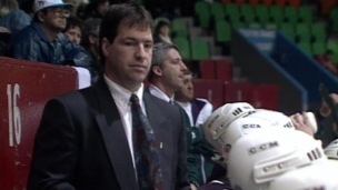 Il était une fois... Gaston Therrien, le coach