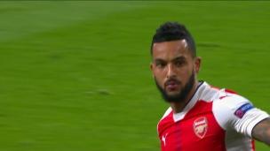 Arsenal fait un pas dans la bonne direction