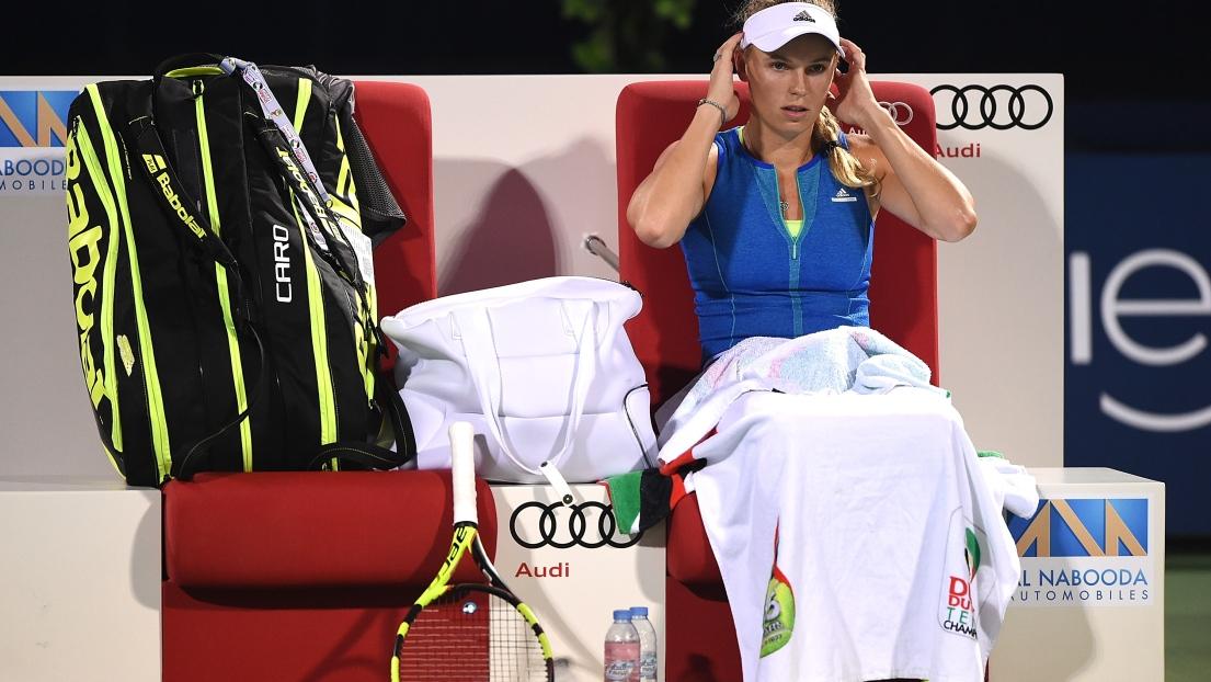 Tennis: Caroline Garcia échoue en demie à Strasbourg