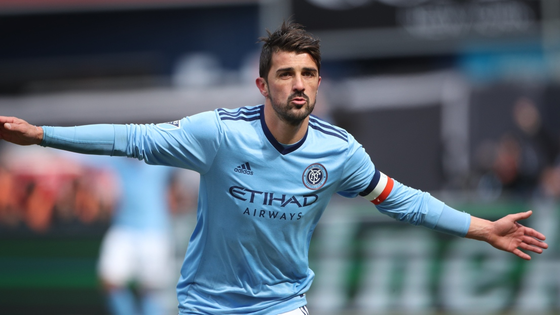 David Villa prolonge au New York City FC — Officiel
