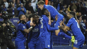 Leicester City 2 - Séville 0