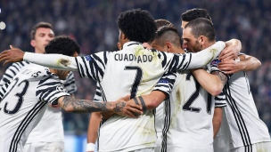 Juventus 1 - Porto 0