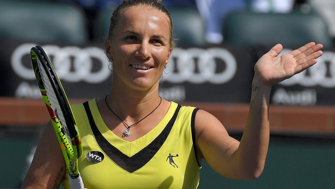WTA - Indian Wells - Héroïque, Vesnina gagne son 3e titre
