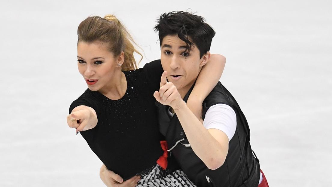 Marjorie Lajoie et Zachary Lagha