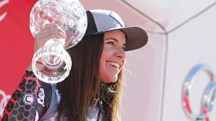 Weirather remporte l'épreuve et le Globe en Super-G