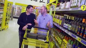 Oups! : on fait des courses avec Patrick Carpentier
