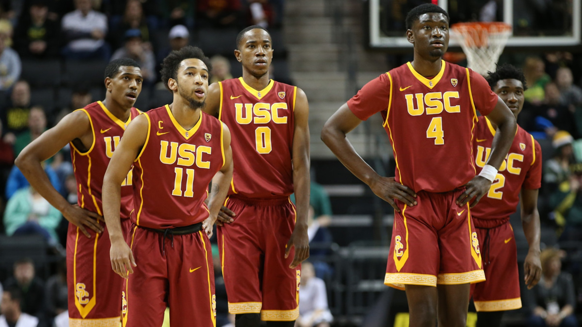 Les Trojans de l'Université Southern California