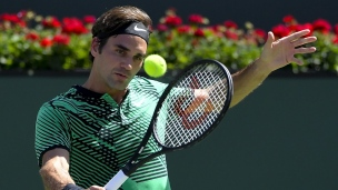 Federer passe en finale