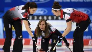 Canada 10 - Russie 9