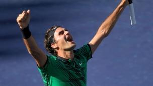 Federer couronné contre Wawrinka