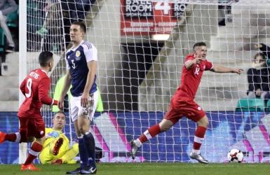 Soccer : Le Canada et l'Écosse font match nul