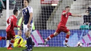Écosse 1 - Canada 1