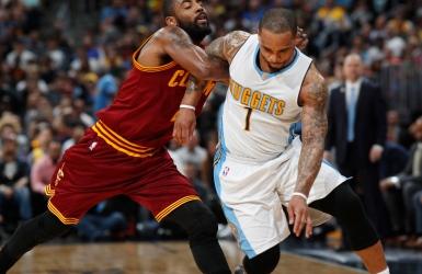 NBA : Cleveland tombe de haut à Denver