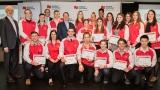 Les 40 étudiants-athlètes récompensés