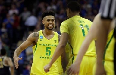 Oregon et Kansas accèdent au Elite 8