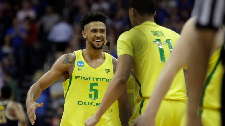 Tyler Dorsey et Keith Smith